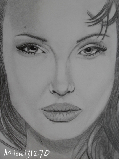 Angelina Jolie by mimi31270